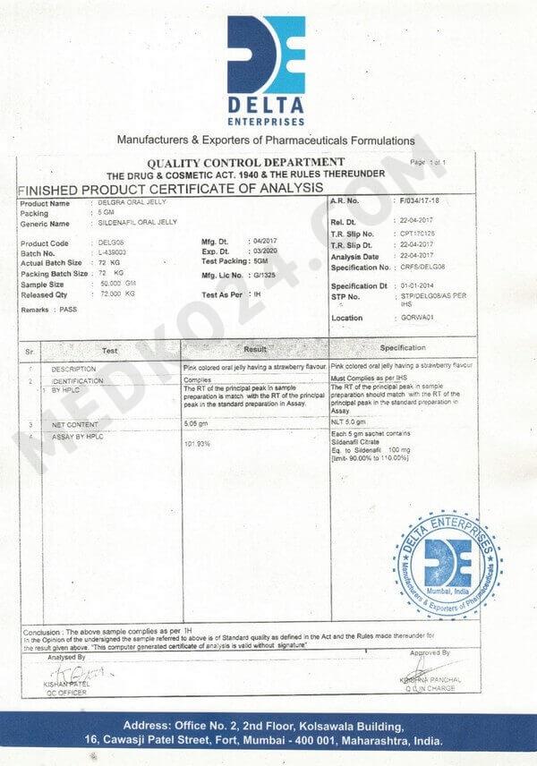 сертификат соответствия женская виагра